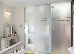 玻璃隔断门什么材质 玻璃隔断门安装流程