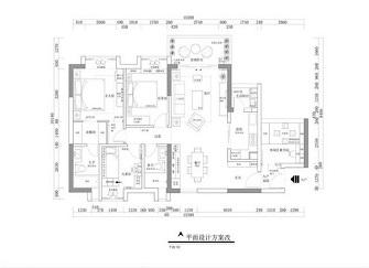 瑞安装修140平方房子要多少钱 140平米花15万精装图
