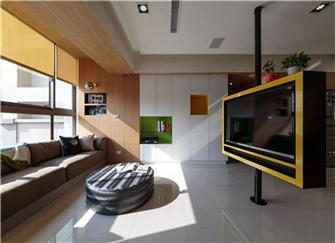 三室两厅创意装修价格 三室两厅创意装修案例