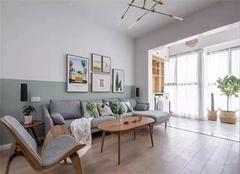 固始装修房子要多少钱 8万装修100平米房子效果图