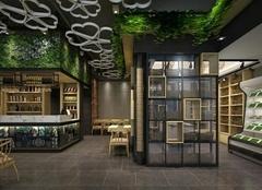 建湖餐饮店装修公司哪家好 餐饮店装修风格设计效果图