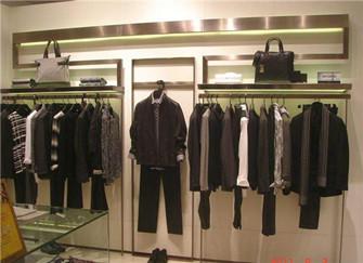 郑州男装服装店装修攻略 男装店有必要精致装修吗