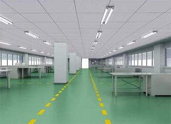 佛山净化厂房装修设计施工要求 洁净车间厂房装修一定要看