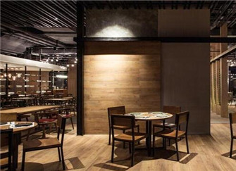 宁波餐饮店装修设计技巧 餐饮店装修注意事项