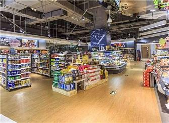 南京超市装修设计步骤 南京超市便利店装修图片