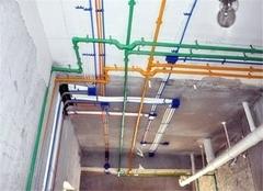 上虞房子装修水电多少钱一平方 上虞装修水电工人费用表