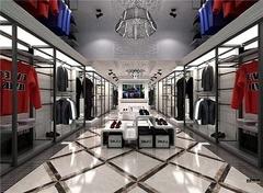 南通服装店装修风格怎么选 服装店装修设计效果图
