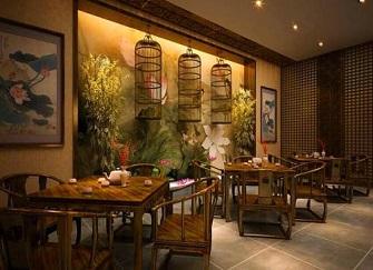广州茶馆装修设计的3个要点 茶馆装修价格预算分析