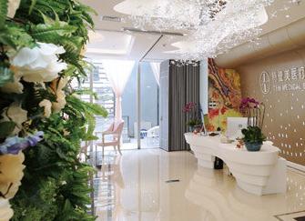 重庆美容院装修公司排名 重庆美容院装修效果图