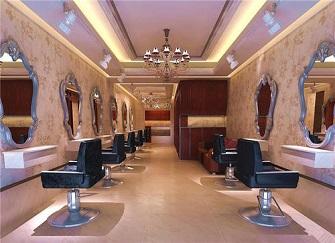 宿州美发店装修公司哪家好 美发店装修风格设计效果图