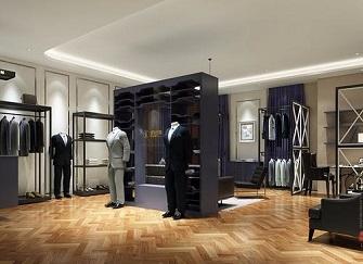 长春服装店装修设计2个要素摘要 服装店装修设计效果图赏析