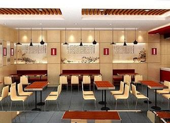 南京餐厅装修设计公司哪家好 100平米饭店装修设计多少钱