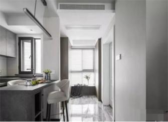 北京婚房装修效果图 她家120平现代轻奢风装修很赞