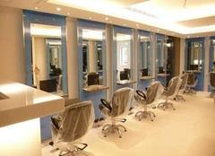 宿州理发店装修多少钱 理发店装修风格设计效果图