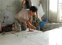 杭州瓦工贴砖多少钱一平 瓦工贴砖注意事项