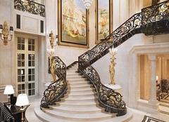 别墅楼梯装修价格 别墅楼梯设计技巧