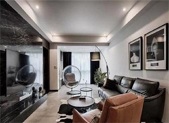 南京金地保利悦风华怎么样 135平方的房子装修花费45万案例
