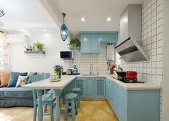 开放式厨房如何装修 开放式厨房装修注意事项