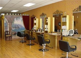 常州理发店装修效果图 装修一个理发店需要多少钱
