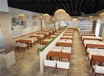 南京快餐店装修公司哪家好 中式快餐店装修设计指南