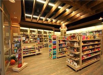 温州便利店装修效果图 装修便利店多少钱一平米