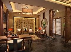 青岛中式茶馆怎么装修 青岛中式茶馆装修效果图