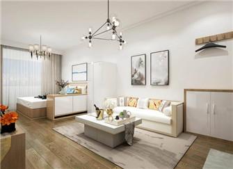 南寧公寓裝修技巧 南寧小戶型公寓裝修實例