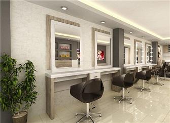 天津美发店装修公司哪家好 40平米美发店装修多少钱
