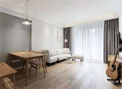 绍兴70平米装修价格 6万装修70平米两室一厅案例