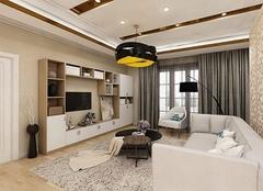 威海样板房装修公司哪家好 样板房装修设计风格案例