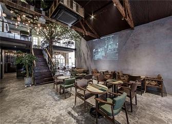 宿州咖啡店装修公司哪家好 宿州咖啡厅装修3种风格设计效果图