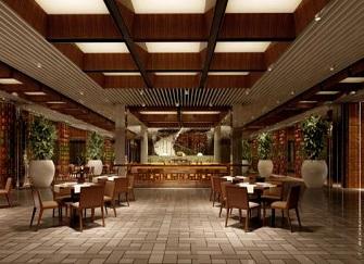 德州餐厅装修公司哪家好 德州餐厅装修施工流程