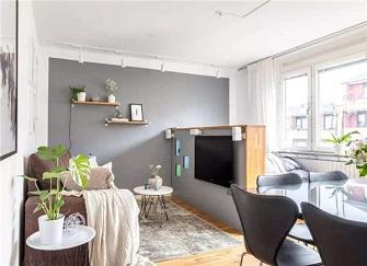 温州单身公寓装修效果图 2020单身公寓装修大概多少钱
