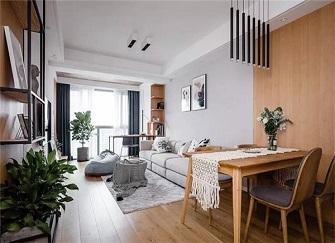 91平米房子装修大概多少钱 91平米预算6万装修效果图