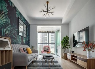 南京金地自在城怎么样 87平方怎么装修三居室
