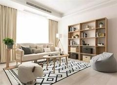 常州60平米房子装修多少钱 60平米半包装修设计预算清单