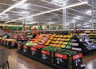 湖州超市装修风格 湖州超市装修材料