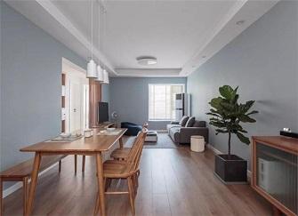 福州融侨悦澜庭怎么样 89平米三室一厅怎么装修