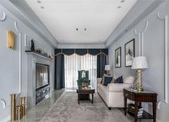 南京金浦御龙湾房子好吗 138平米30万装修三居室案例