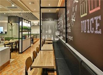 绍兴快餐店装修公司有哪些 快餐店装修大概多少钱