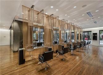 舟山理发店装修效果图 理发店装修注意事项大全