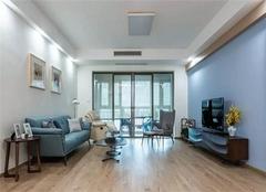 温州尚品半岛房子怎么样 15万左右装修136平米案例