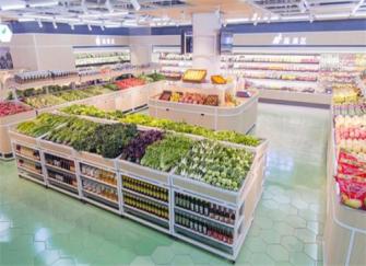 泰州生鲜超市装修公司 泰州生鲜超市装修技巧