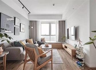 绍兴三室一厅装修价格表 90平米5万元装修三室效果图