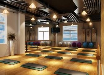 深圳健身房装修设计哪家公司比较靠谱 深圳健身房装修设计价格预算