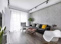 南京两室两厅装修要多少钱 尧顺家园86平米5万装修效果图