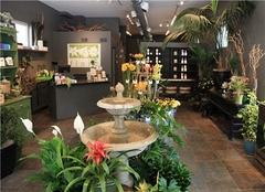 鲜花店怎么装修才好 2020常州鲜花店装修效果图