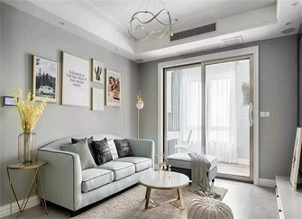 苍南龙港新天和家园怎么样 87平米的房子如何装修好