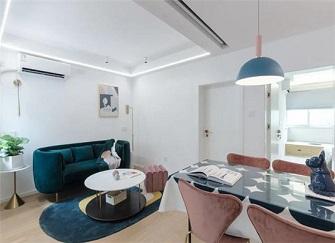 福州恒大天璟怎么样 73平米装修两居室价格10万太划算