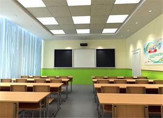 常州学校装修多少钱 培训学校怎么装修设计好